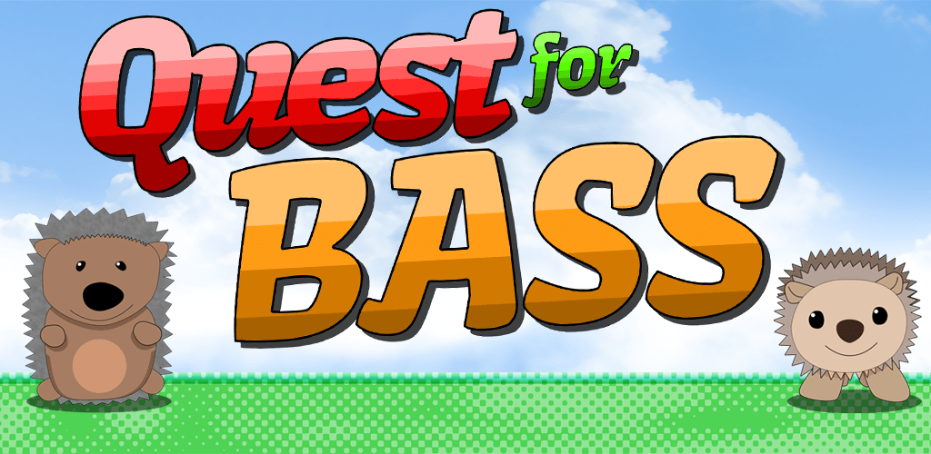 Quest for Bass (link to the game page)