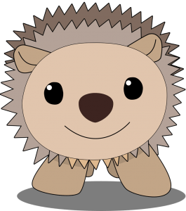 Lillis, the hedgehog